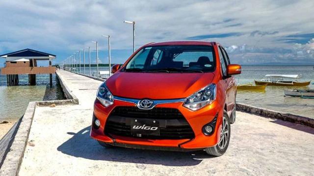 """<p class=""""Normal""""> </p><p class=""""Normal""""><strong><span class=""""s1"""">Toyota</span></strong></p><p class=""""Normal""""><span class=""""s1"""">Toyota Wigo cũng được giảm nhẹ từ 15 - 20 triệu đồng. Theo đó, Toyota Wigo bản MT giảm 20 triệu đồng và bản AT giảm 15 triệu</span><span>đồng</span><span>.</span></p>"""