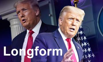 Bầu cử Tổng thống Mỹ: Chờ đòn 'hồi mã thương' của Donald Trump