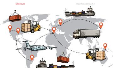 6 nhóm hàng xuất khẩu đạt kim ngạch tỷ USD trong tháng 8