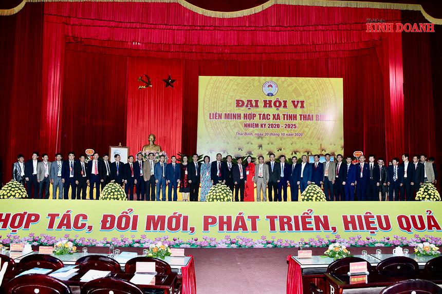 Đại hội VI Liên minh HTX tỉnh Thái Bình: Phấn đấu trở thành 'ngọn cờ' về phát triển HTX nông nghiệp