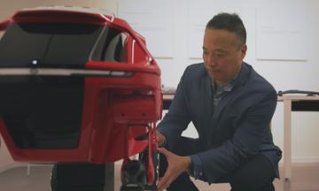 Công nghệ thiết kế dựa trên thuật toán của Autodesk giúp Hyundai Motor tạo nên những chiếc ô tô có khả năng đi bộ trong tương lai