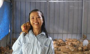 Người phụ nữ 20 năm đam mê chăn nuôi sạch