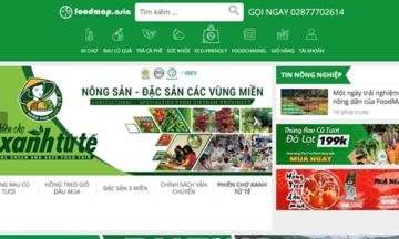 FoodMap.Asia giành giải Nhất Startup Hunt 2020