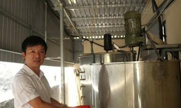 HTX Xuân Tiến: Tiên phong đưa công nghệ vào sản xuất