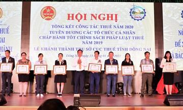 Đồng Nai trao tặng Nestlé Việt Nam bằng khen về đóng góp ngân sách Nhà nước