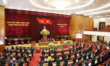 18 ủy viên Bộ Chính trị khóa XIII