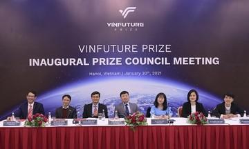 VinFuture công bố tiêu chí giải thưởng, chính thức nhận đề cử trên phạm vi toàn cầu