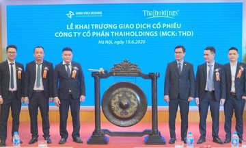 THD và trọng số mới của HNX