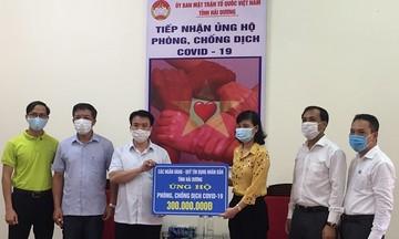 Ngân hàng Hợp tác xã Việt Nam chi nhánh Hải Dương: Nỗ lực vượt khó từ tâm dịch