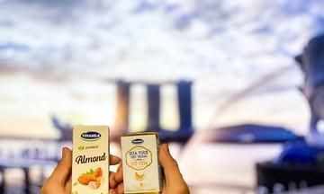 Vinamilk xuất khẩu sữa tươi chứa tổ yến đi Singapore, tiếp tục phát triển thị trường với phân khúc cao cấp