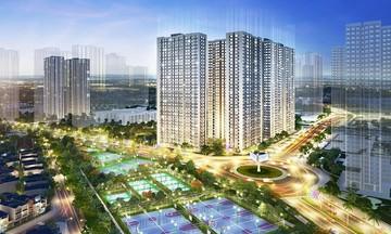'Sống sang, sống chất' tại đại đô thị đáng sống bậc nhất Thủ đô