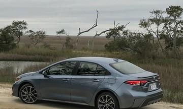 Toyota Corolla bị triệu hồi tại Việt Nam vì lỗi bơm xăng