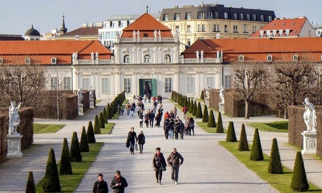 <p> <strong>10. Áo - 7,27 điểm (thang điểm 10)</strong><br /><br /><em>Vienna, thủ đô của Áo.</em></p>