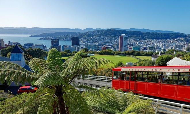 <p> <strong>9. New Zealand - 7,28</strong><br /><br /><em>Wellington, thủ đô của New Zealand.</em></p>