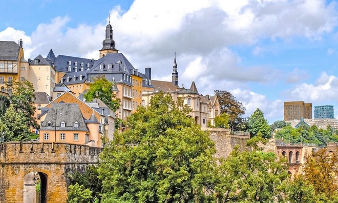 <p> <strong>8. Luxembourg - 7,32</strong><br /><br /><em>Luxembourg.</em></p>