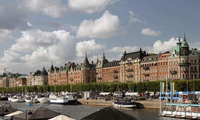 <p> <strong>7. Thụy Điển - 7,36</strong><br /><br /><em>Stockholm, thủ đô của Thụy Điển</em></p>