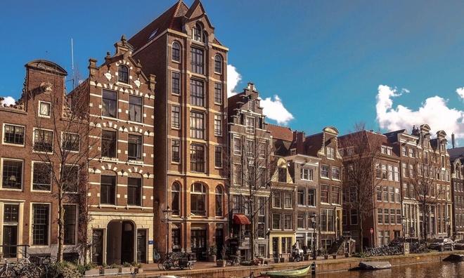 <p> <strong>5. Hà Lan - 7,46</strong><br /><br /><em>Amsterdam, thủ đô của Hà Lan.</em></p>
