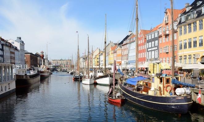 <p> <strong>2. Đan Mạch - 7,62</strong><br /><br /><em>Copenhagen, thủ đô của Đan Mạch.</em></p>