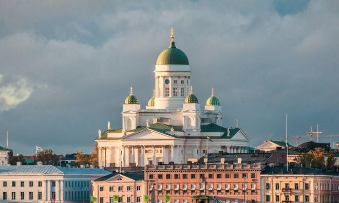 <p> <strong>1. Phần Lan - 7,84</strong><br /><br /><em>Helsinki, thủ đô của Phần Lan.</em></p>