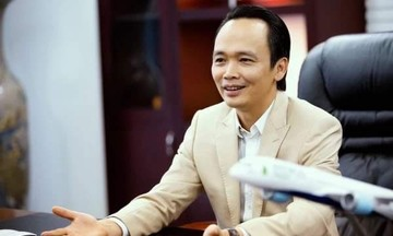 Cổ phiếu FLC và câu chuyện 'lan đột biến' trên sàn chứng khoán Việt