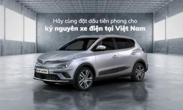 'Tất tần tật' về chi phí vận hành của mẫu ô tô điện thương hiệu Việt đầu tiên