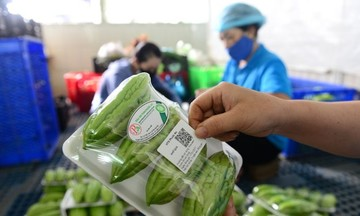 Truy xuất nguồn gốc nông sản tạo sức bật cho HTX