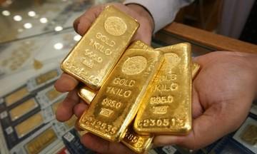 Thị trường tiền tệ ngày 1/4: Vàng tăng giá, đồng USD 'leo cao'