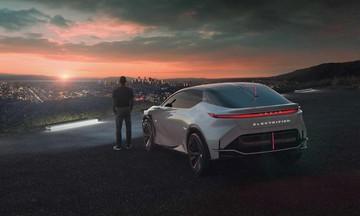 Lexus và 'xe của tương lai'