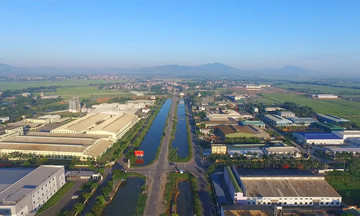 Đầu tư hơn 3,2 nghìn tỷ đồng vào dự án xây dựng hạ tầng kỹ thuật KCN sạch Sóc Sơn