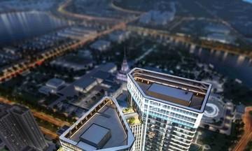 Vingroup ra mắt Techno Park - Toà văn phòng thông minh top 10 thế giới