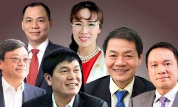 Việt Nam có 6 tỷ phú USD trong danh sách của Forbes