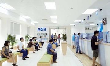 ACB hồi phục, lãi lớn trong quý I