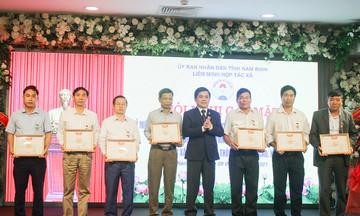 Nam Định kỷ niệm 75 năm phong trào HTX và ngày HTX Việt Nam