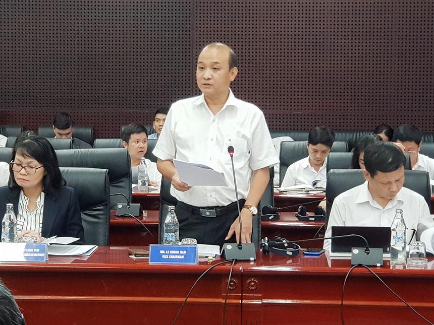Phó Chủ tịch UBND TP Đà Nẵng Lê Quang Nam đề nghị JICA tiếp tục hỗ trợ nghiên cứu tiền khả thi dự án Bến cảng Liên Chiểu (PPP)
