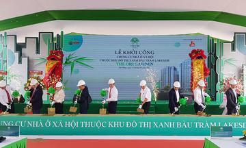 2.347 tỷ đồng xây dựng Tổ hợp nhà ở xã hội lớn nhất Việt Nam