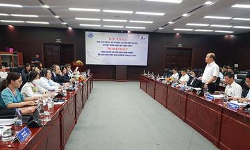 Đà Nẵng đề nghị JICA tiếp tục hỗ trợ nghiên cứu tiền khả thi dự án Bến cảng Liên Chiểu