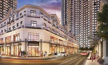 Mở bán toà căn hộ dịch vụ đầu tiên tại Vinhomes Smart City