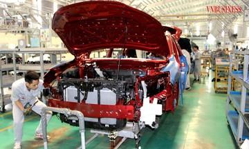 Kỳ vọng ô tô Việt rút ngắn khoảng cách cạnh tranh với xe nhập