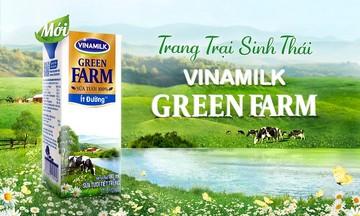 Sữa tươi Green Farm mới đáp ứng nhu cầu về sữa đa dạng của người tiêu dùng.