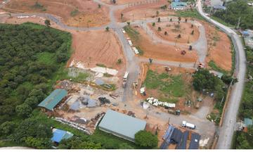 Dự án Legacy Hill Hòa Bình chưa được phép bán: Khách hàng cần cẩn trọng