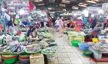 Tín dụng nội bộ tại HTX chợ Hòa Cường giúp đẩy lùi nạn cho vay nặng lãi