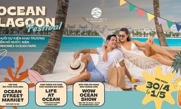 Vinhomes Ocean Park khai màn chuỗi sự kiện bùng nổ mùa hè bằng món quà tiền tỷ