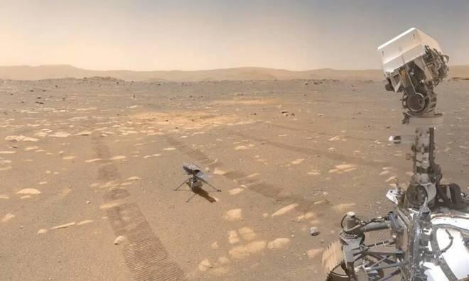 <p> <strong>Các nhà quan sát không gian tiếp tục bị mê hoặc bởi những diễn biến ấn tượng của năm nay trên sao Hỏa.</strong></p>