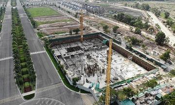Thanh tra xây dựng Hà Nội kiểm tra công trình không phép tại dự án An Lạc Green Symphony
