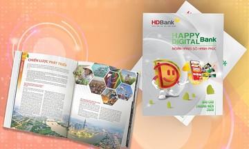 HDBank định hướng tiếp tục phát triển 'Happy Digital Bank'