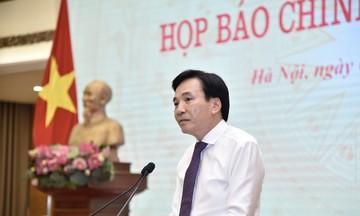Bộ trưởng Trần Văn Sơn: 'Dự báo dịch còn phức tạp và kéo dài'