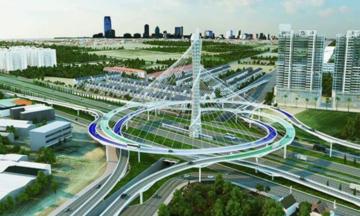 Xây dựng đường Vành đai 4 để phát triển vùng Thủ đô
