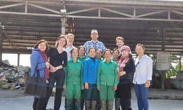 HTX môi trường Thành Vinh: Lan tỏa ý thức bảo vệ môi trường