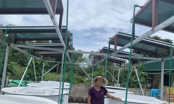 HTX Chiến Thắng: Giữ hương vị nước mắm Kỳ Ninh