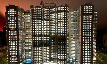 Hải Phòng: Khởi công đầu tư xây dựng 3 tòa nhà hỗn hợp Dự án Hoàng Huy Commerce